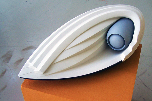 Průmyslový design - světlomet